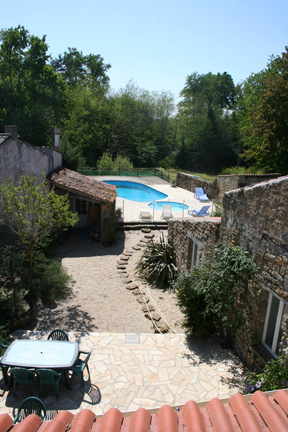 le Cedre 5 bedroom gite with private pool image
