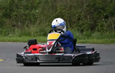 Atlantic Kart Systems, le Chateau d'Olonne