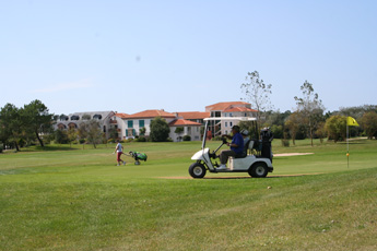 Golf at Port Bougenay
