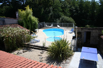 le cedre, 5 bedroom gite with private pool