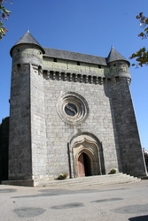 le Boupere fortified church
