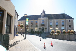 The Mairie of Pouzages