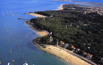 the beaches of Noirmoutier